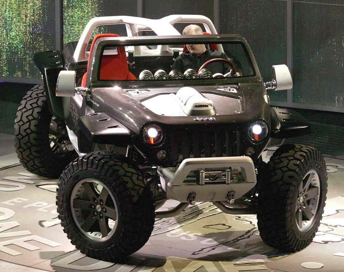 Unbelievable Two 8 Cylinder Hemi Engines In A Jeep You Should