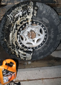 eagle-one-tire-cleaner-sprayed-on-tire